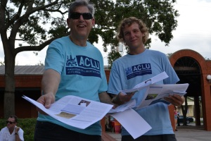 ACLU of Florida Volunteers